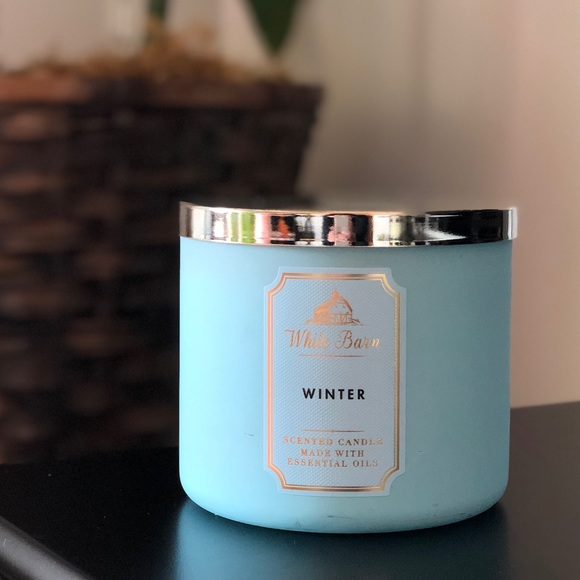 Bath&Body Works Winter Scented Candle